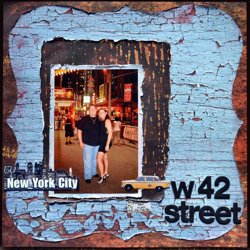 W 42nd Street - New York City