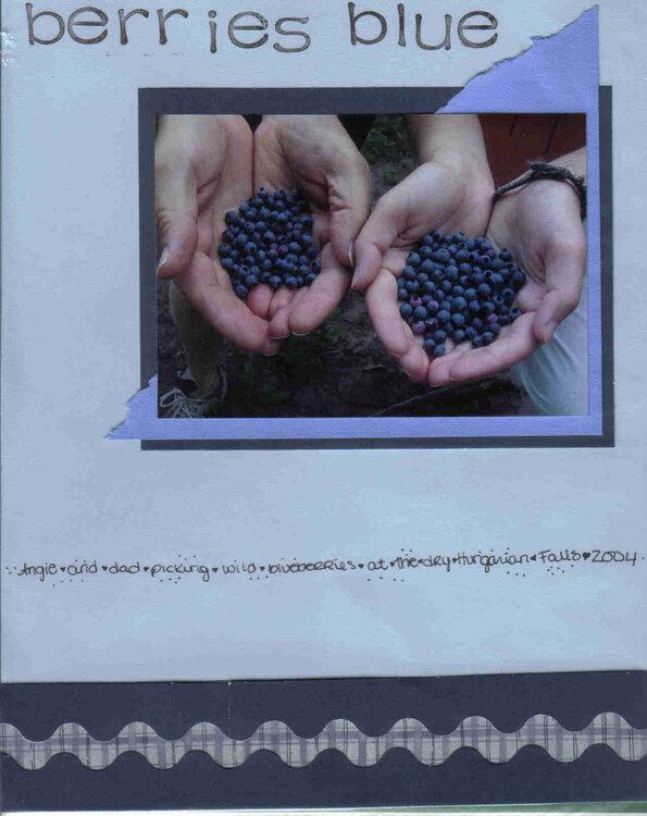 Berries Blue