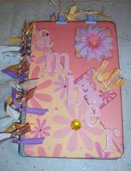 Amber's Altered Book
