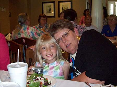 Aunt Sandy & Payton