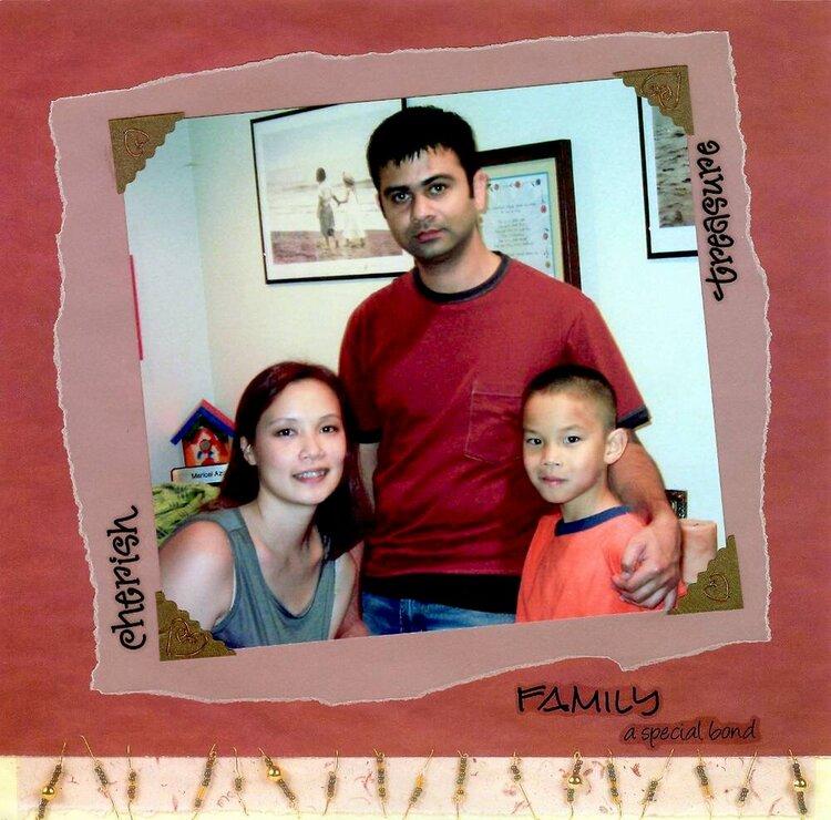 Family... A Special Bond