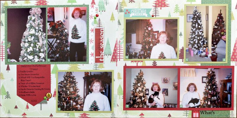 Debra's Christmas Trees