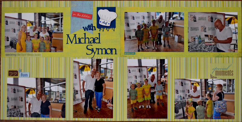 In The Kitchen With Michael Symon