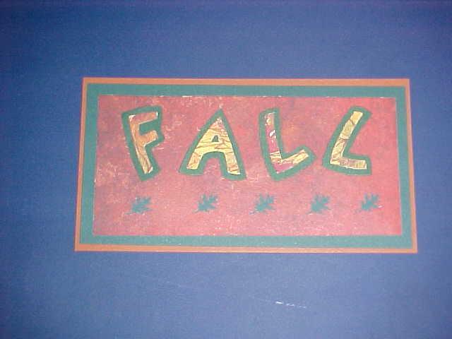 Fall Title