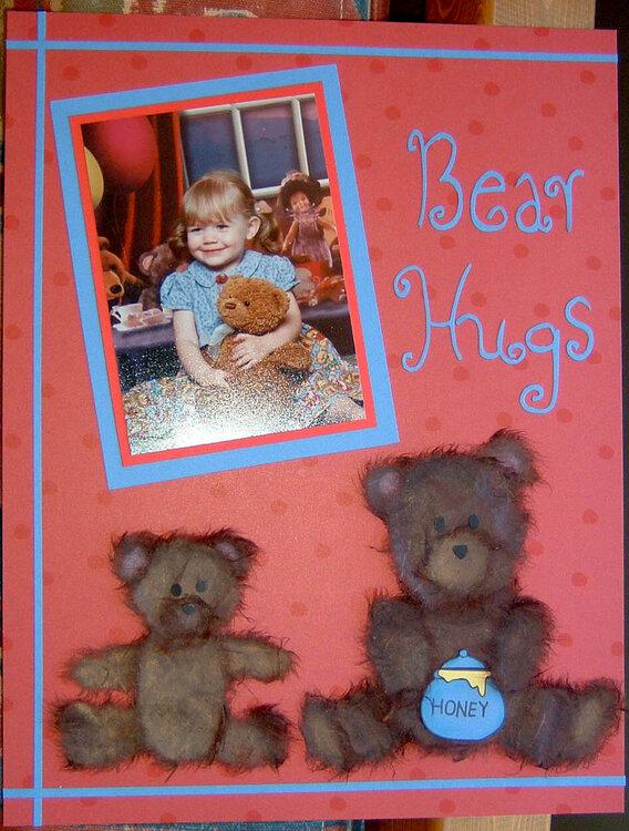 Bear Hugs Left