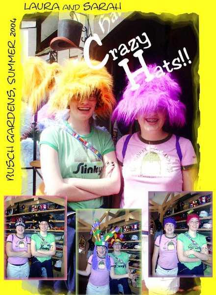 Crazy Hats!