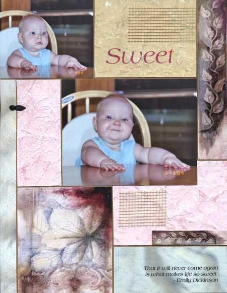 Sweet - Art Inspiration Challenge #2