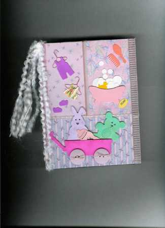 Gabriella Rose Mini Baby Photo album