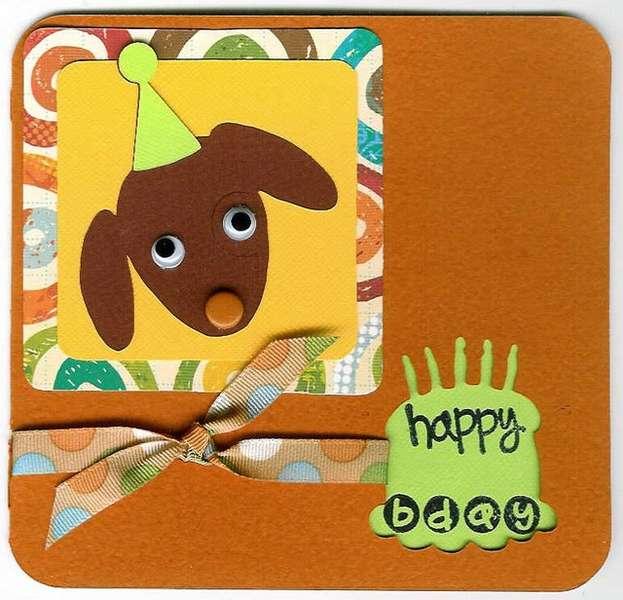 Happy Bday Puppy