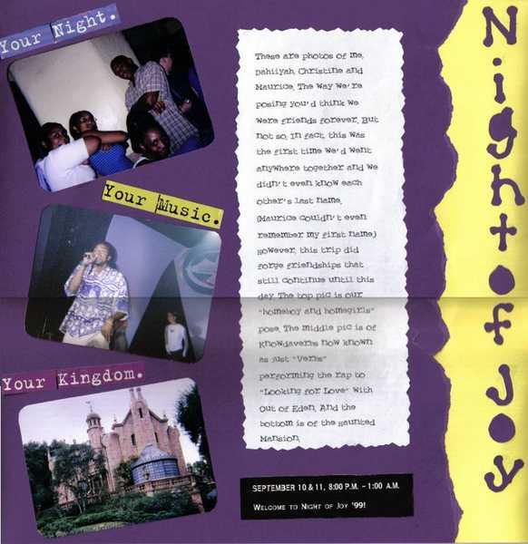 Night of Joy page 2