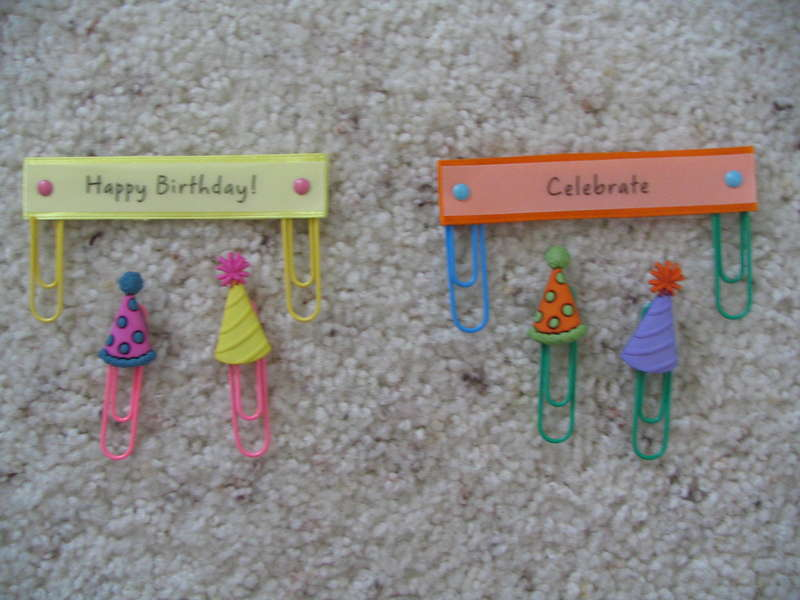 Altered Anything Swap Paper Clips