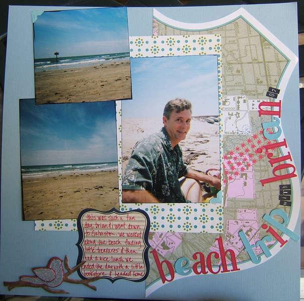 Beach Trip with Brian