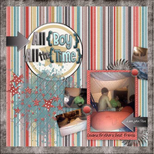 Boy Time
