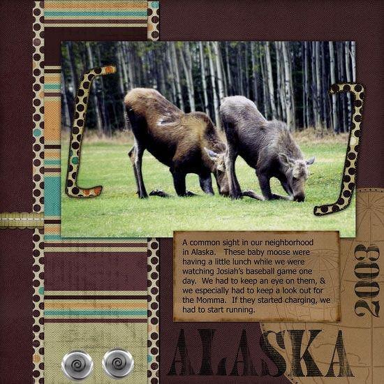 Friendly Neighborhood Moose