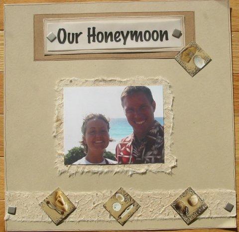scrapvivor wk1- honeymoon - danielle