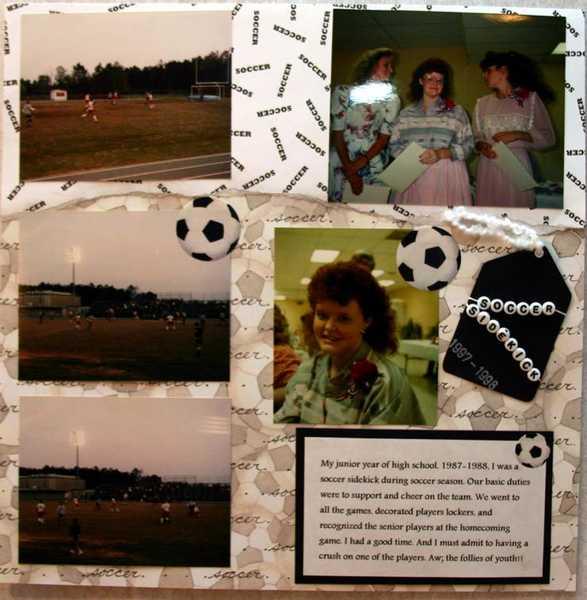 Scrapvivor WK 1: candice high school soccer