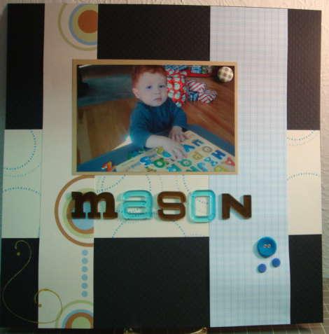 Mason December