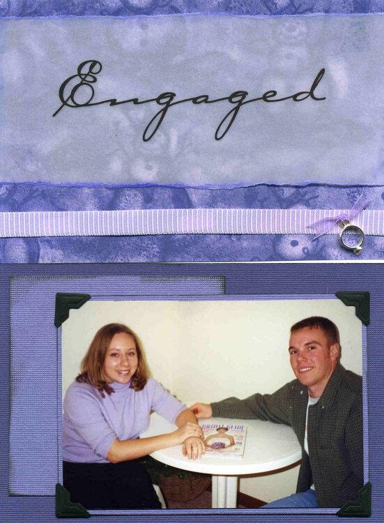 Engaged Christmas
