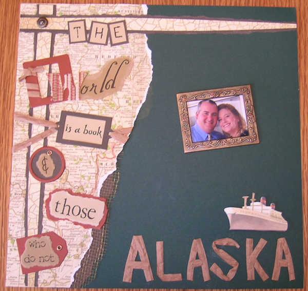 Alaska Cruise 2004 Opening Page L