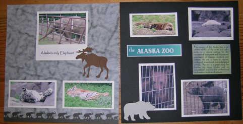 Alaska Zoo pgs 3&4