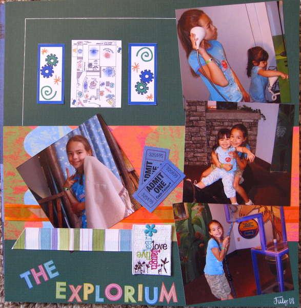 the explorium
