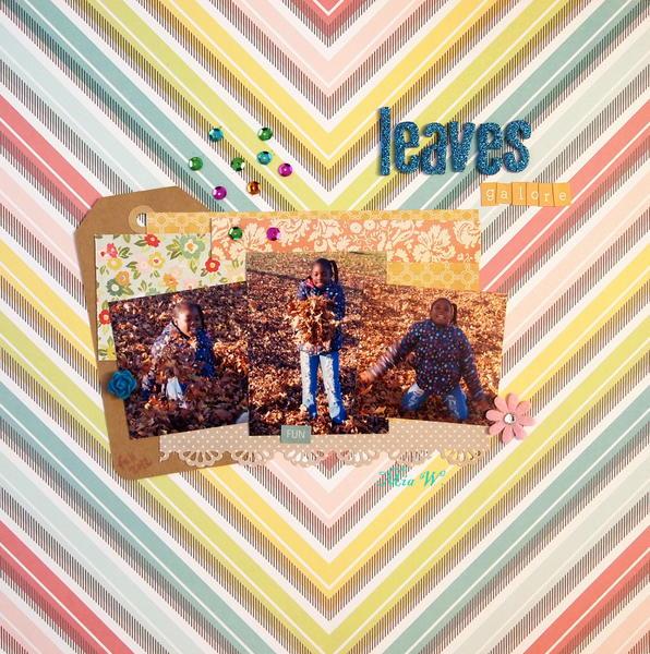 Leaves Galore