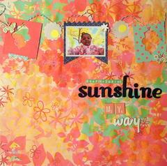 Keep Bring Sunshine