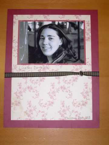 Lindsey Bergeson--scrapvivor week 3