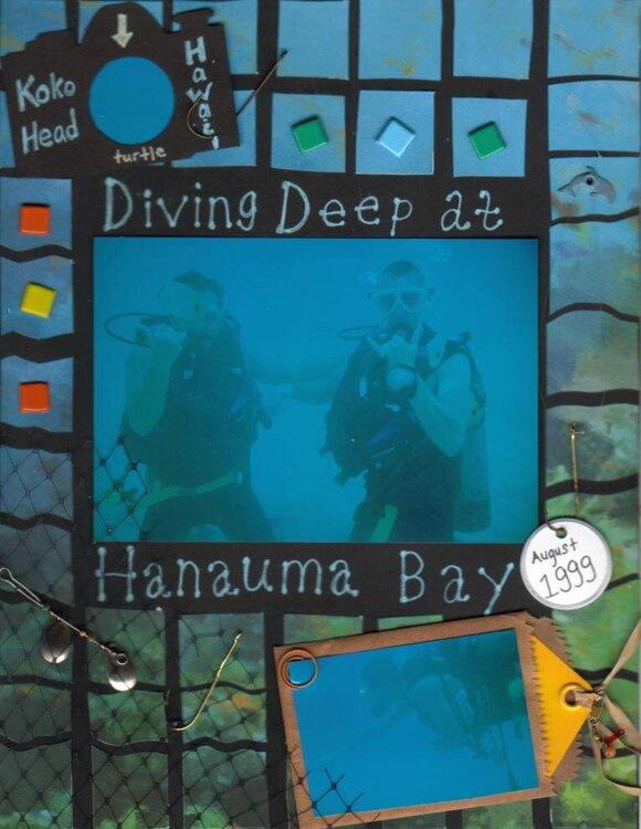 Diving Deep at Hanauma Bay
