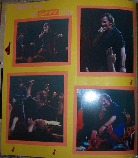 Bruce Springsteen, Sacramento 2003, #1