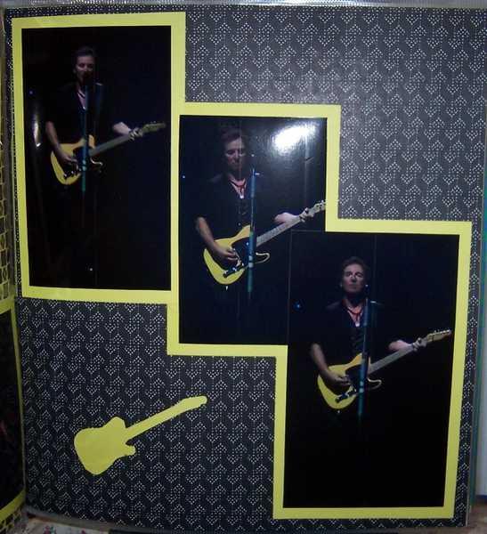 Bruce Springsteen, New Jersey 7/24/03, #1