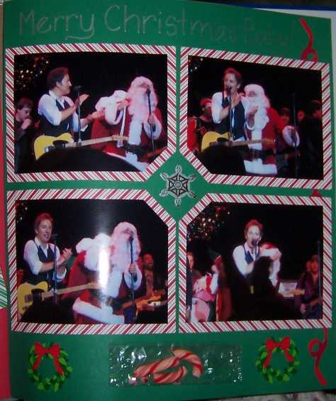 Bruce Springsteen, Holiday Show 2003, Right