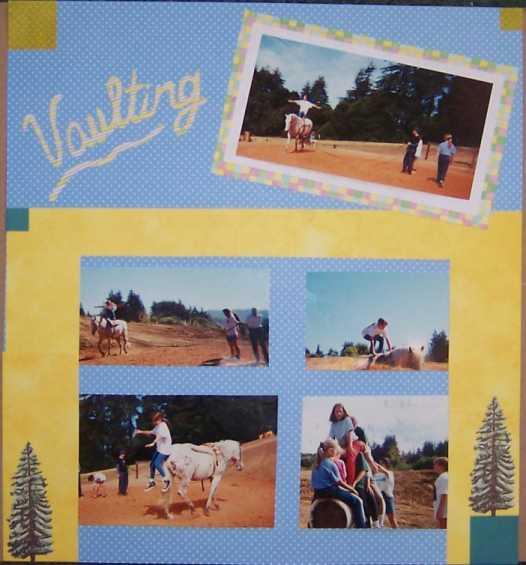 Vaulting, Summer 1994