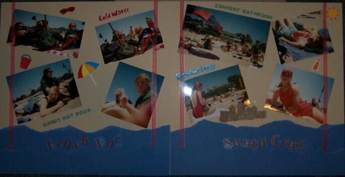 Beach Day Summer 1996