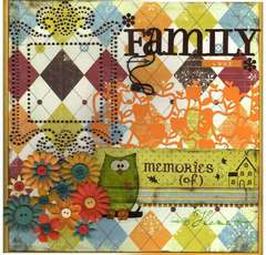 Family... Memories Of Home