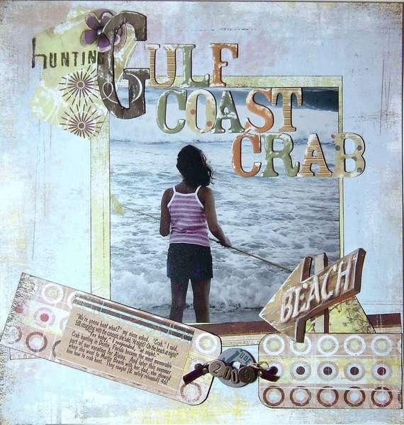 hunting gulf coast crab