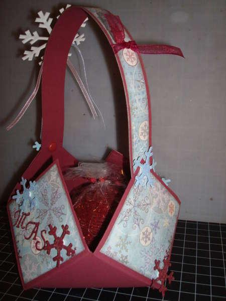 Merry Christmas Basket 2