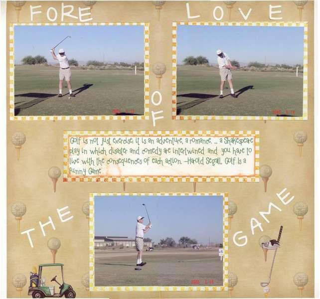 Golf Pg 1