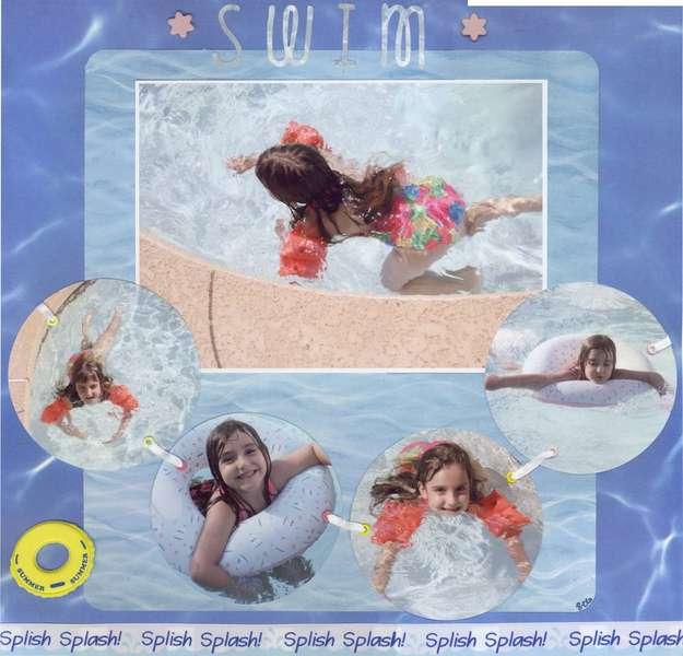 MaryAnn Swimming