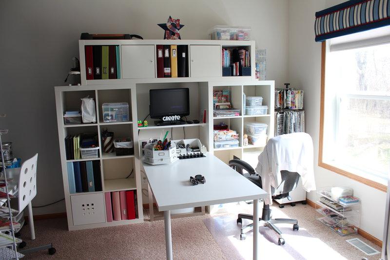 New scrapbook room!
