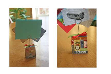Teacher Thank you gift 2012