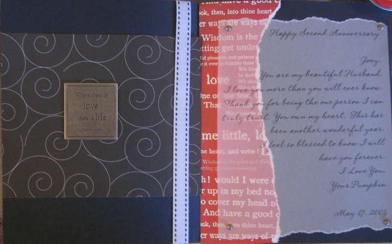 2nd Anniversary Card (inside)