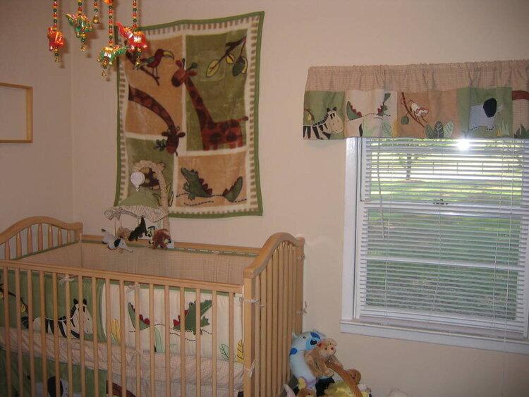 Caleb's Nursery