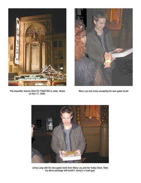 Jonny Lang Concert - 1st Meeting Album - Page 4