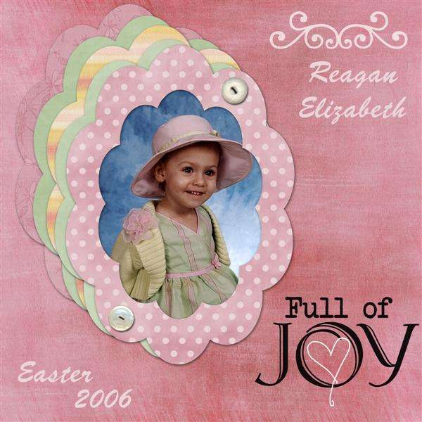Reagan-Full Of Joy
