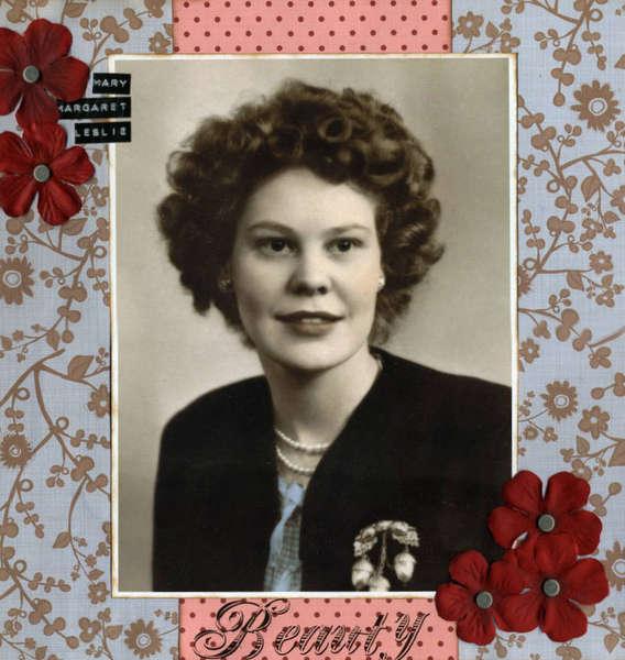 Beauty (Mary Margaret Leslie)