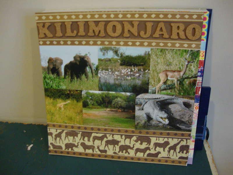 Kilimonjaro Safari