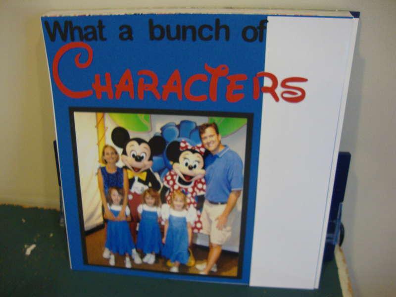 Mickey Minnie at Disney