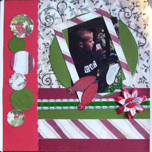 Dillon's Christmas 2006
