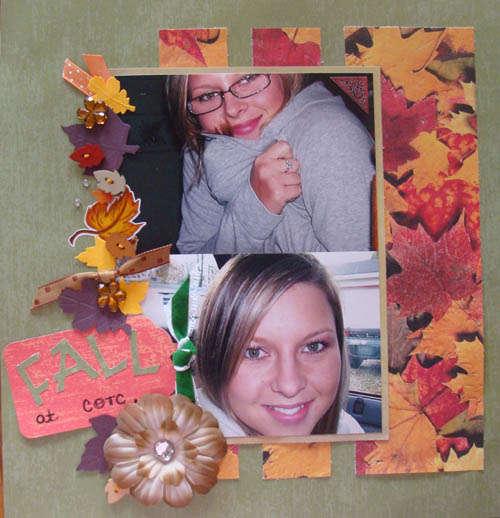 Fall at COTC